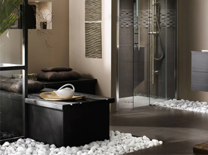 Emejing Deco Salle De Bain Zen Photos - Design Trends 2017 ...